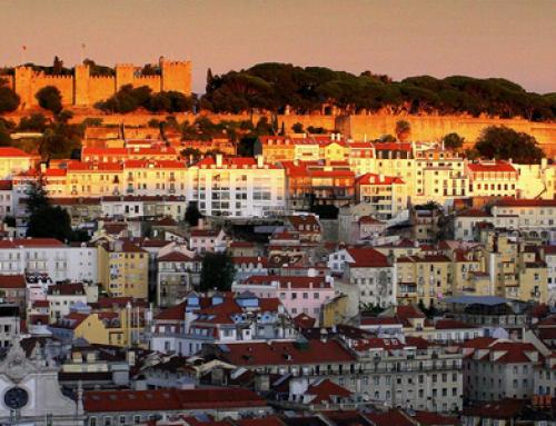 Hilly Lisbon