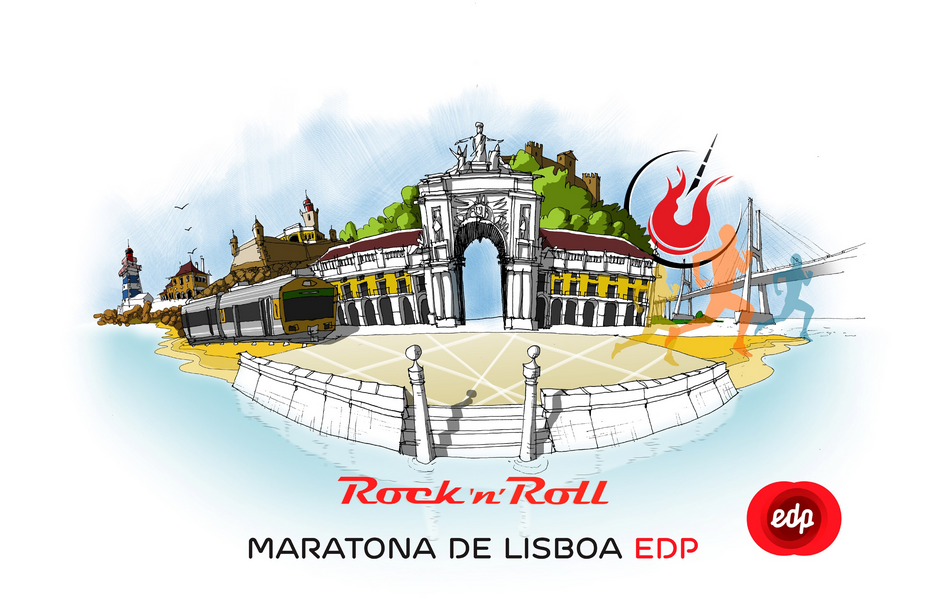 Rock´n´Roll Lisbon Marathon 2015 - Run in Portugal