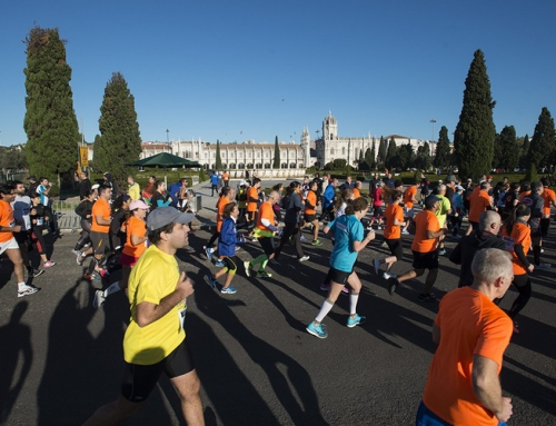 Half Marathon in Lisbon: the Discoveries