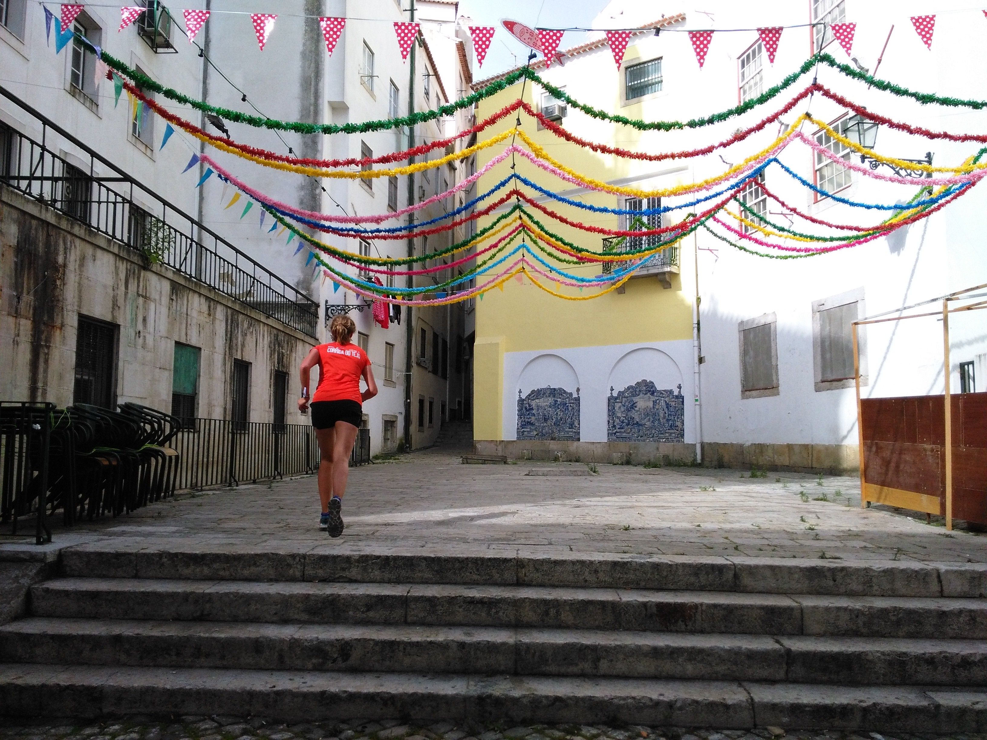 Running in Lisbon - do you prefer hills or flat?