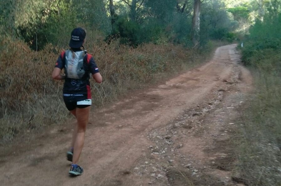 Trail running in Lisbon