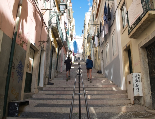 Running routes in Lisbon – TOP 5