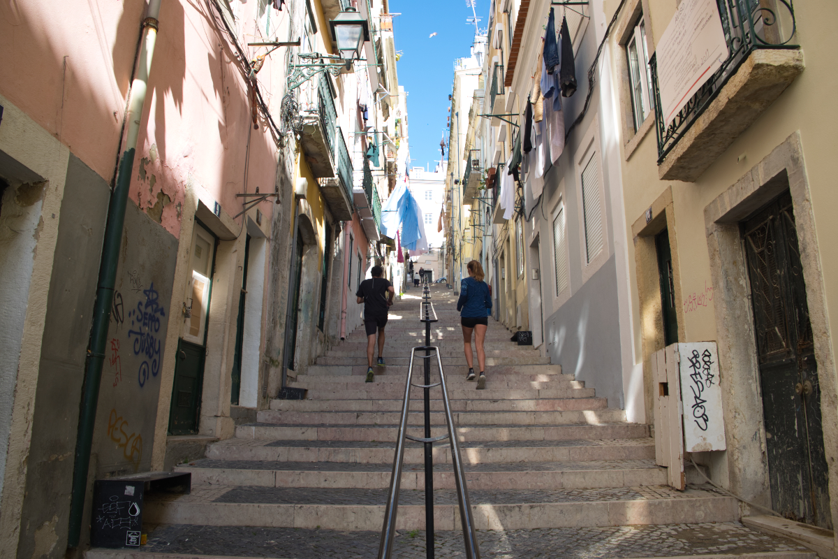 running routes in Lisbon