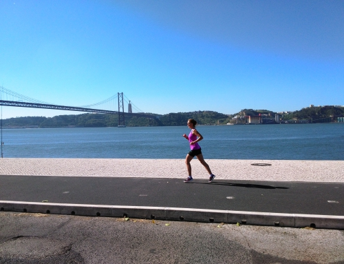 Our top 4 best spots for running in Lisbon