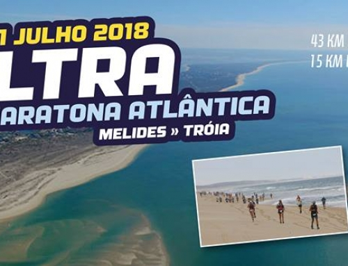 Running races in Lisbon – Ultamaratona Atlântica