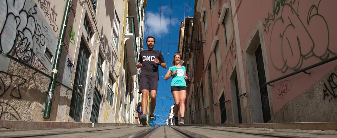 run in portugal city run