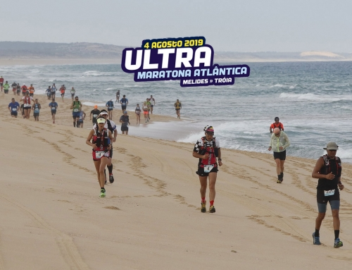 Ultra Maratona Atlântica – the hottest running race in Portugal